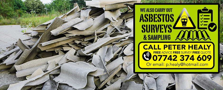 We offer the asbestos removal service... covering all aspects. Get in touch....